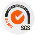 Certificate by SGS company