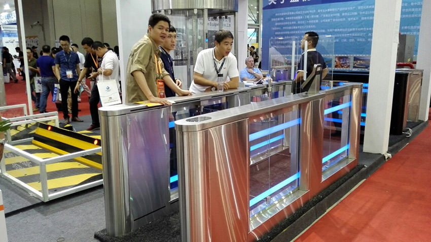 Sweeper-AS, China Public Security Expo 2015