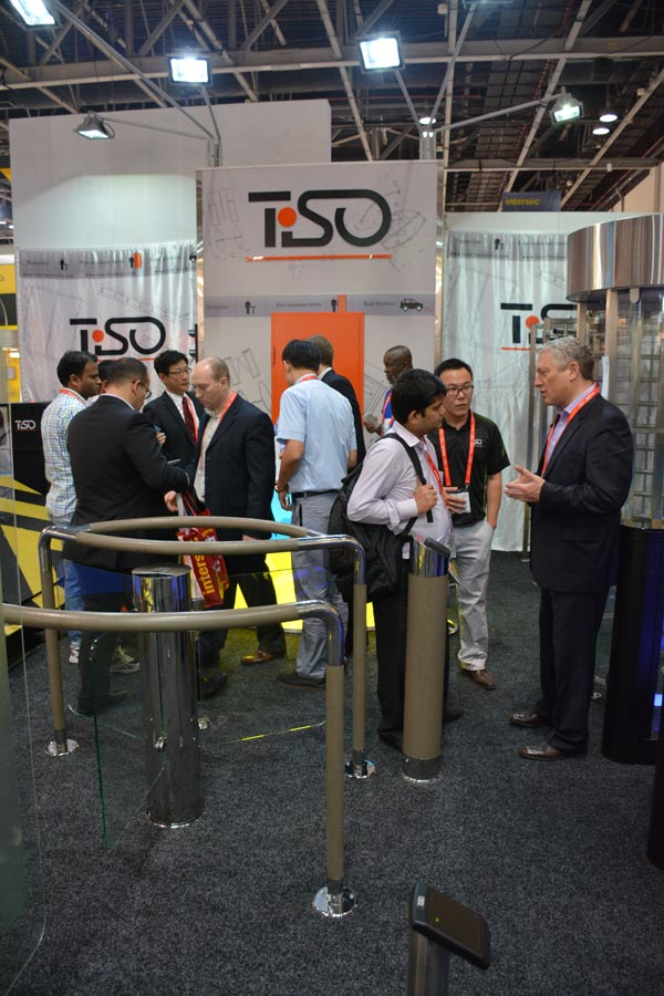 Star-WS, Intersec 2015