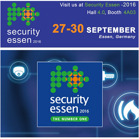 Security ESSEN-2016
