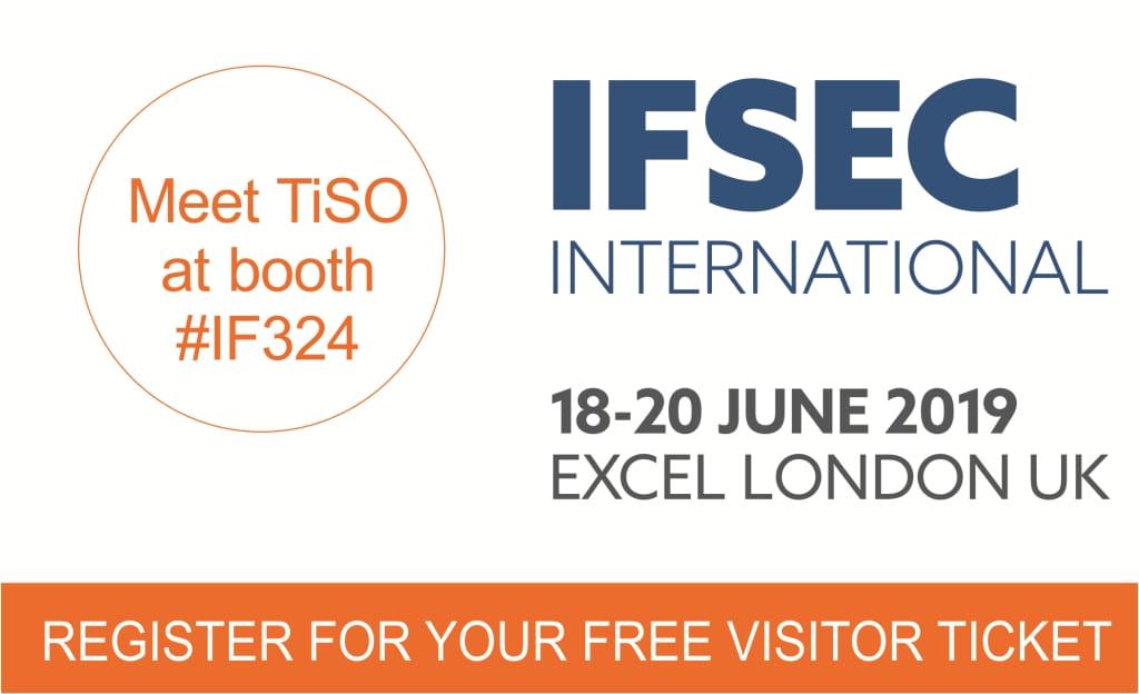 Invitation à l'IFSEC 2019
