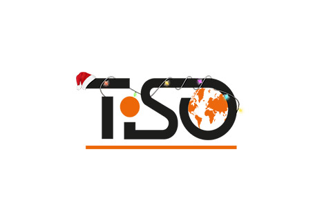 Logo of TiSO (New Year)