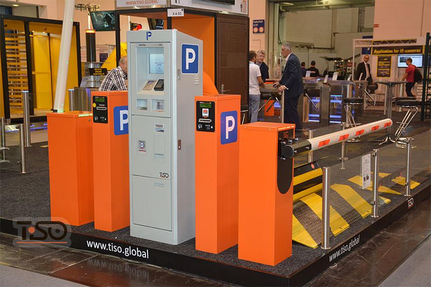 Sistemi di parcheggio, ESSEN 2016