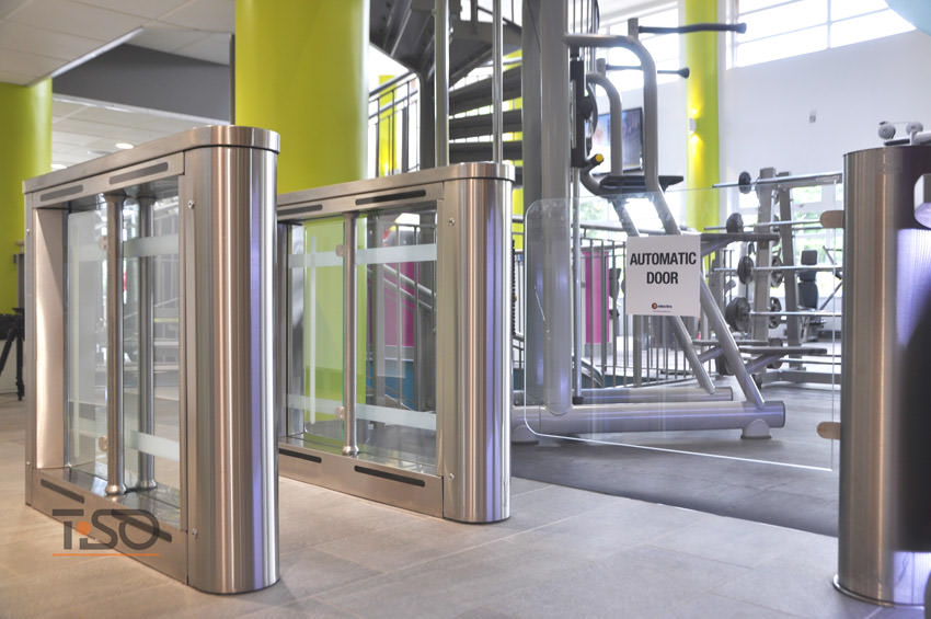 Sweeper asnd Gate-GS, Vitality gym, Ireland