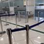 Gate-TS and Enclosure، Aeroport Zhuliany، Kyiv