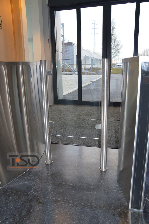Cerramiento de vidrio, Oficina, Bélgica