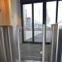 Recinzione in vetro, ufficio, Belgio