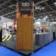 Fire-resistant metal doors, INTERSEC-2015