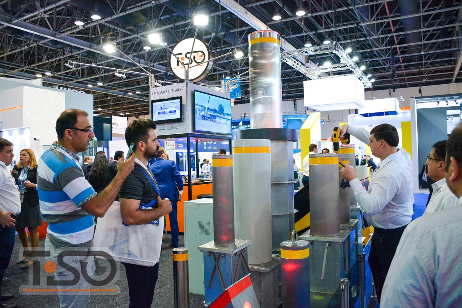 الشمعات ، Intersec-2018