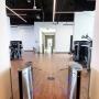 Speedblade (largeur de passage 900 mm), salle de fitness, complexe résidentiel, Dubaï, Émirats arabes unis
