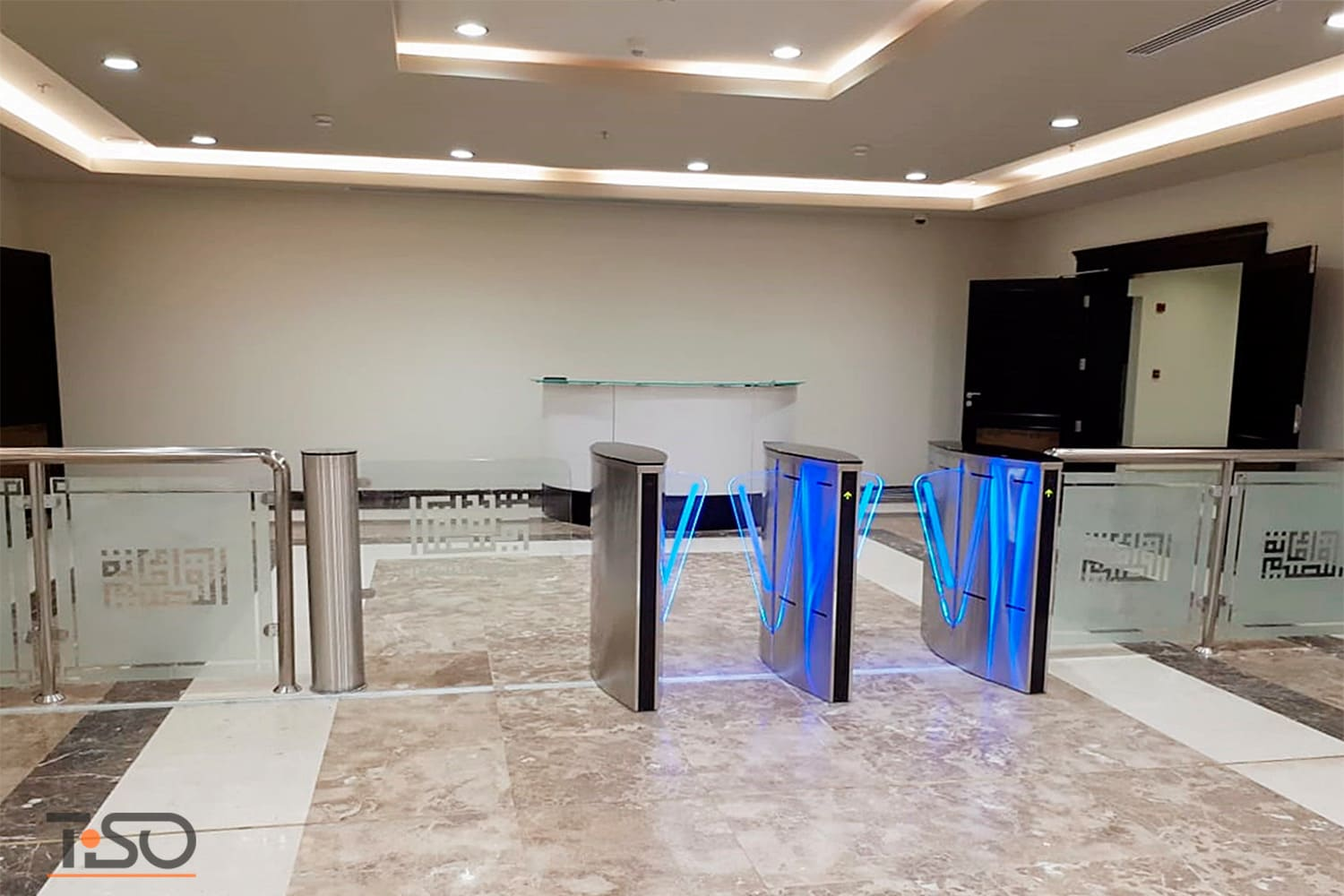 Speedblade and Gate-GS, Qassim Municipality KSA, Saudi Arabia