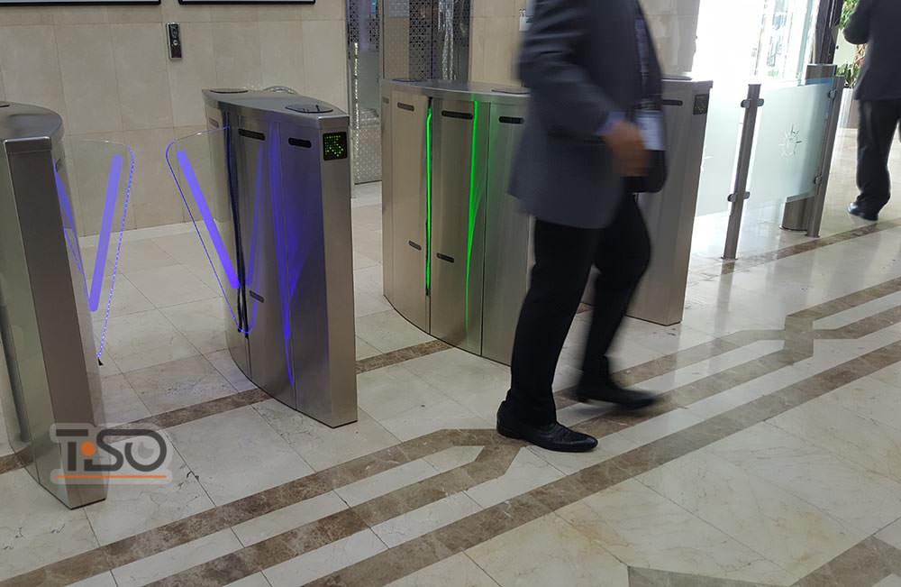 Speedblade, Abu Dhabi ports HQ de la compañía