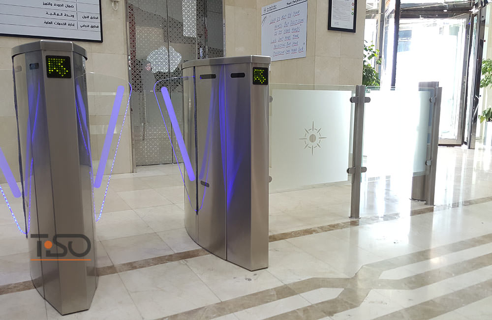 Speedblade and Glass enclosure, Abu Dhabi ports Company HQ