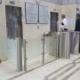 Vetrate, Speedblade e Gate-GS, porti di Abu Dhabi Company HQ