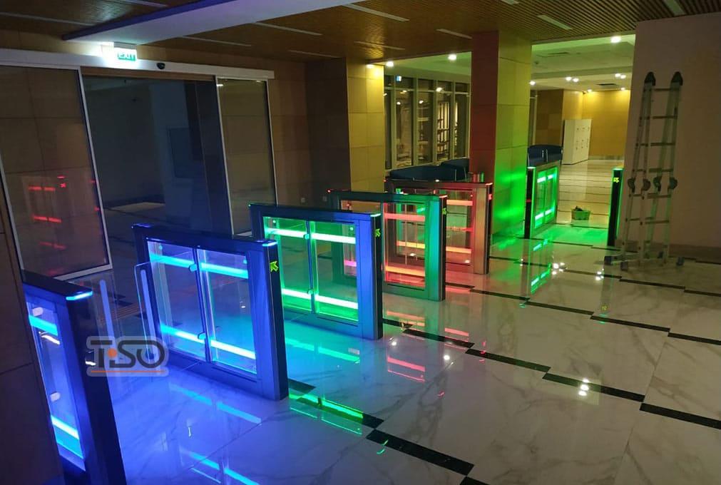 Sweeper-S (ancho de paso 900 mm), sede de la Organización de las Naciones Unidas, Almaty, Kazajstán