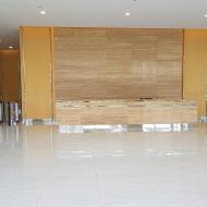 Sweeper-S Gate-GS e gabinete de vidro, UOA Investments, Ho Chi Minh City, Vietnã