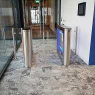 Caixas para vassouras e vidros, Office center, Maidstone, Reino Unido