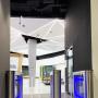 Barredora (550 y 900 mm), oficina de Khidmah, Yas Mall, Abu-dhabi, Emiratos Árabes Unidos