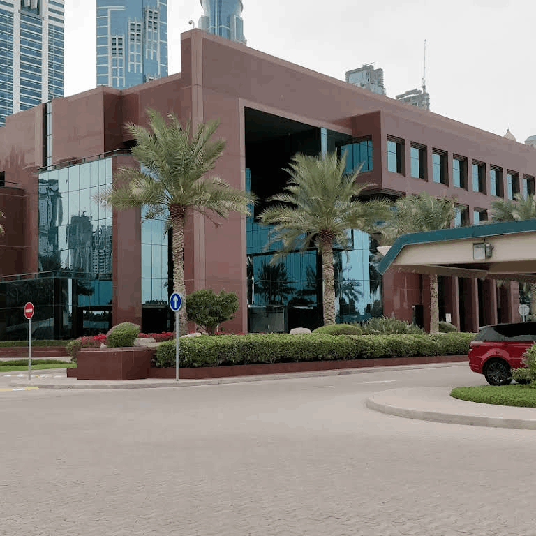Sede de Emarat, Dubai, Emiratos Árabes Unidos