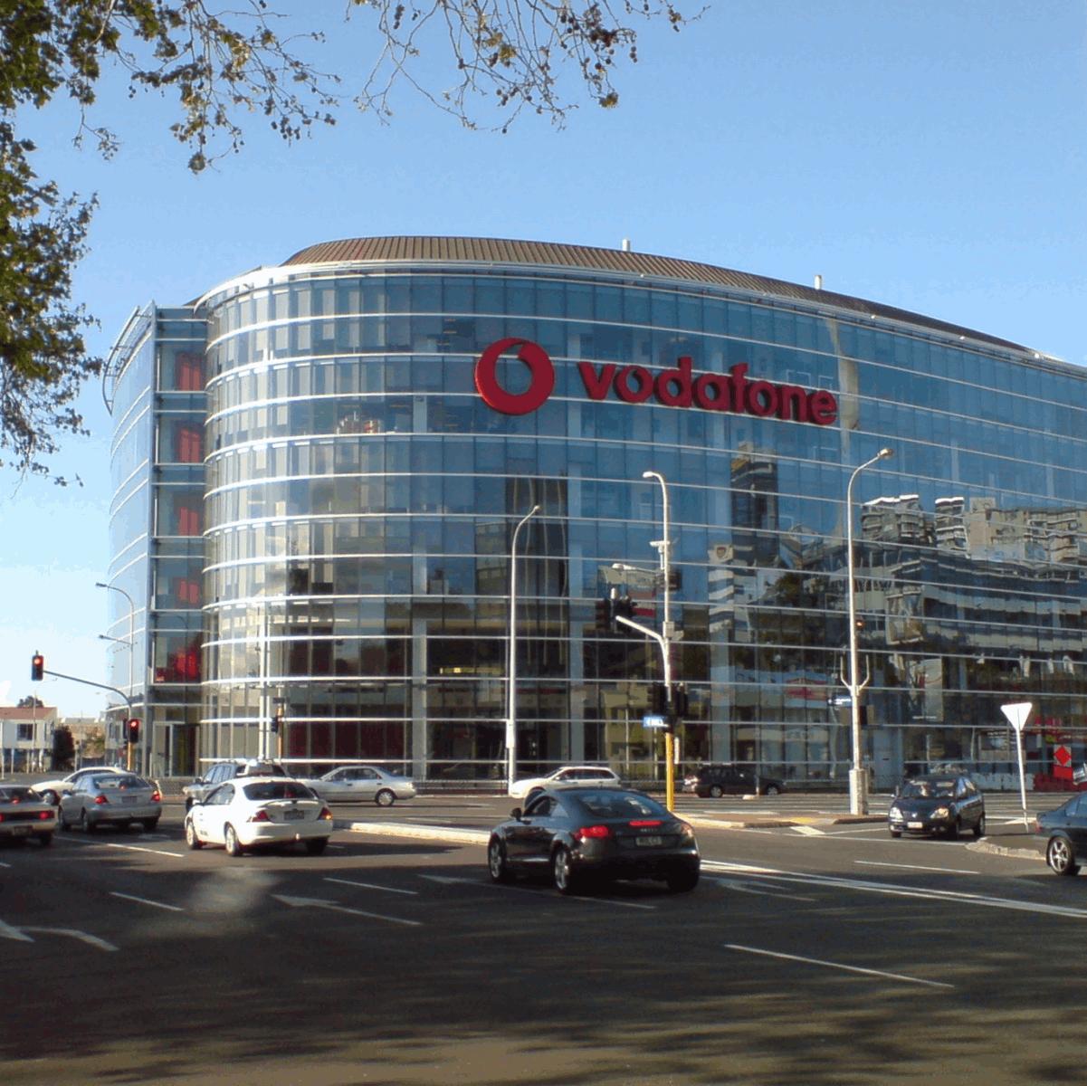 Sede de Vodafone, Doha, Qatar