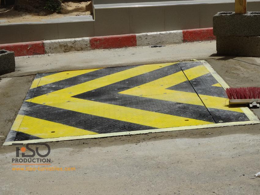 Bloqueador de estradas, ASECNA, Dakar