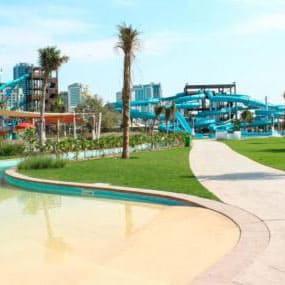 منتزه المنتزه ، الشارقة ، الإمارات العربية المتحدة