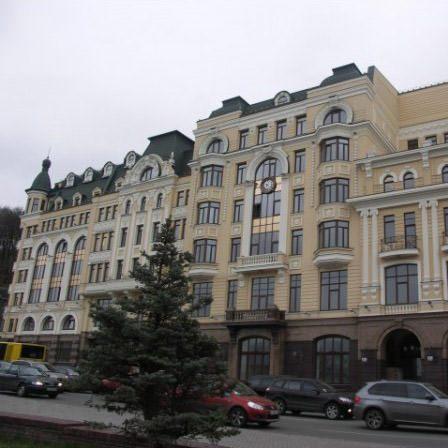 مركز الأعمال Volodimirskiy ، كييف ، أوكرانيا