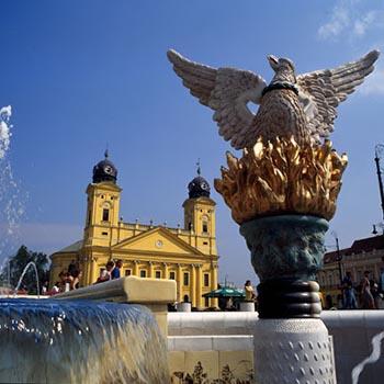 Debrecen, Hongrie