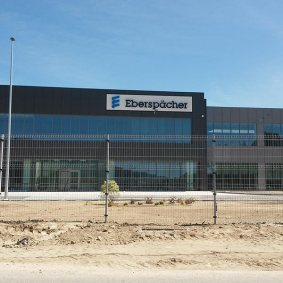 Eberspacher factory, Madrid, Spain