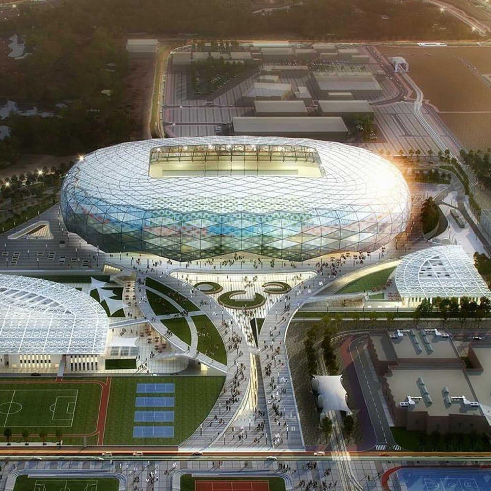 Stade de la ville de l'éducation, Doha, Qatar