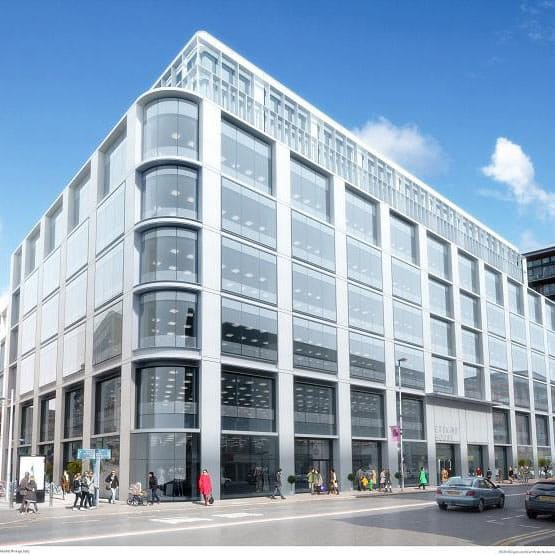 Erskine House business center, Belfast, Irlanda do Norte