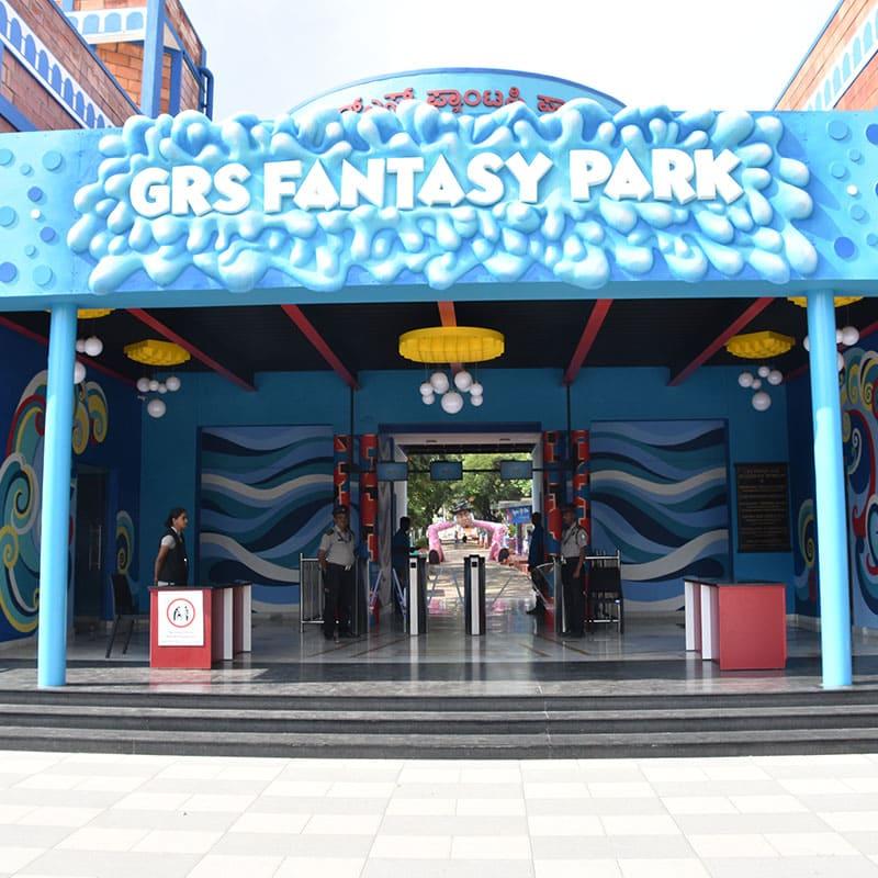 GRS Fantasy Park, Karnataka, India