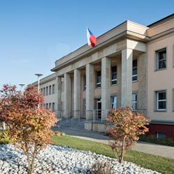 Hospital Horovice, República Checa