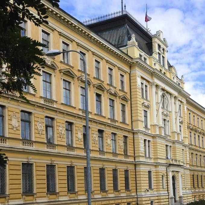 Ministry of Defence, Prague, The Czech Republic