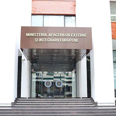 Ministerio de Relaciones Exteriores e Integración Europea, Chisinau, Moldavia