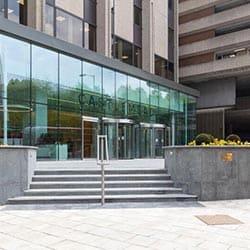 Edificio de oficinas, Castlemead, Bristol, Gran Bretaña