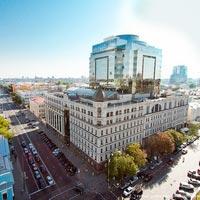 Escritório, Kiev, Ucrânia