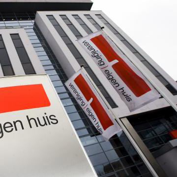 Vereniging eigen huis, Países Baixos
