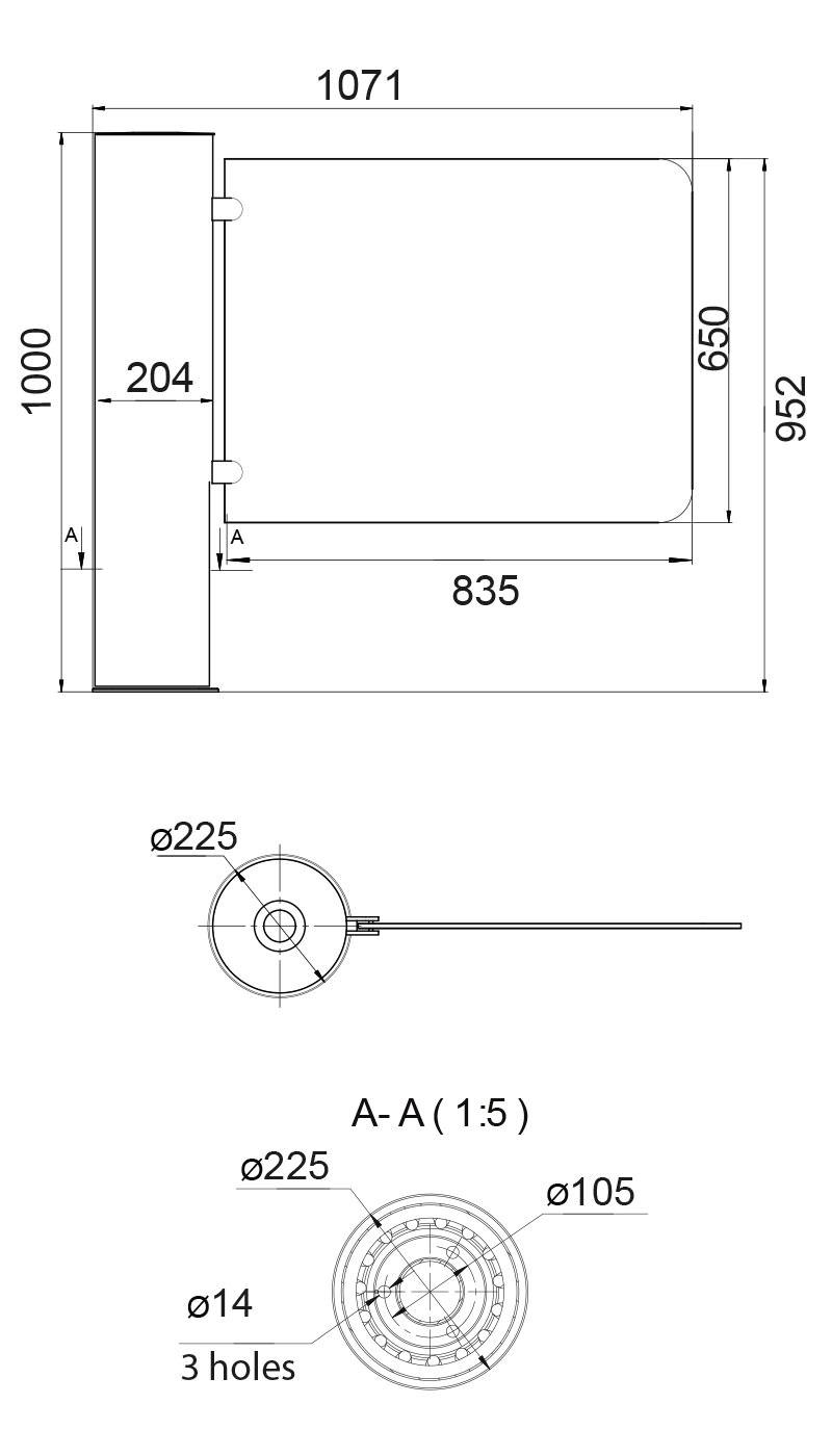 رسم Gate-GS (للمعاقين)