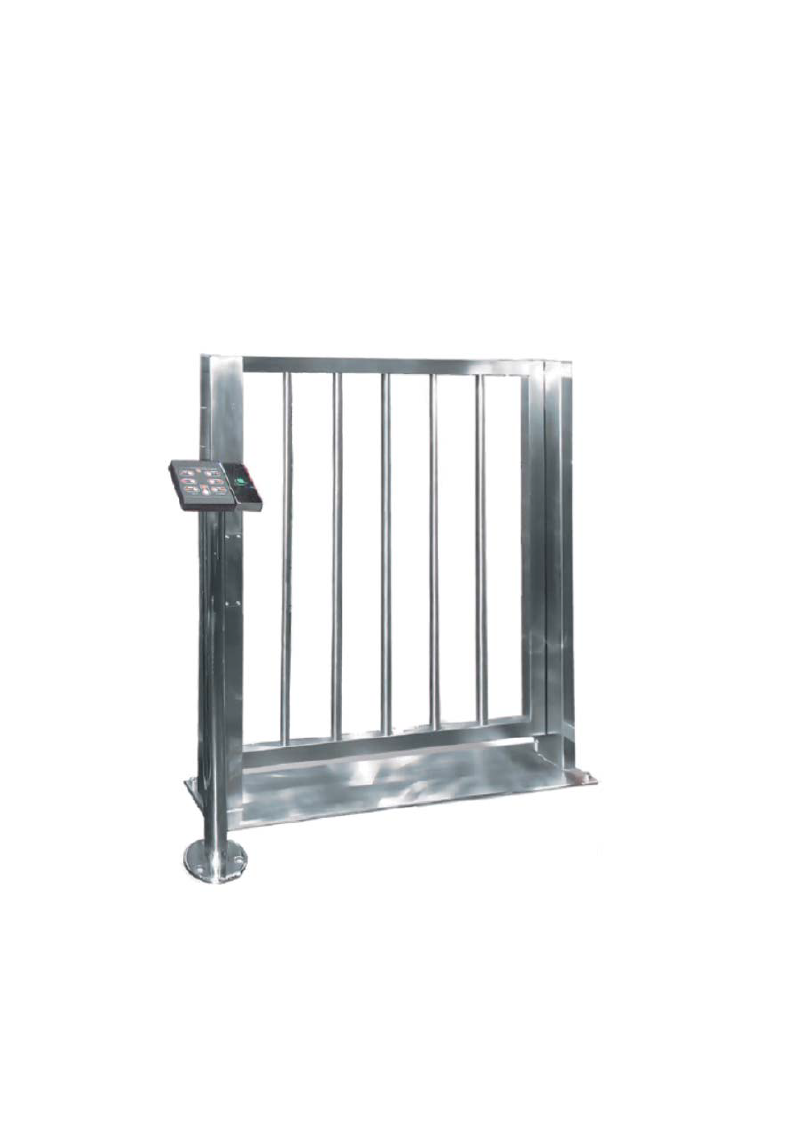 The Emergency Door with Magnetic Lock is designed for installation as a part of a full-height turnstile to provide a free exit in an emergency case for ...  sc 1 st  tiso-turnstiles.com & Additional equipment : Emergency doors
